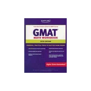 gmat cr Gmat test study guide 1  the graduate management admission test (gmat) is indeed a difficult examination, and as such, it was required that media be chosen by.