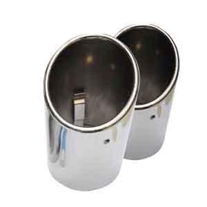 宝尾喉 304不锈钢 迈锐宝 改装 迈瑞宝排气管专用款不锈钢尾高清图片