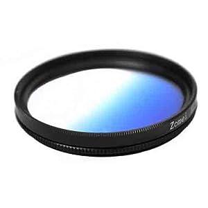 圆形渐变镜的使用方法