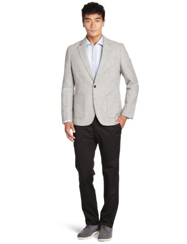 Esprit 埃斯普利特 男式 时尚绅士羊毛西装外套 GD3186F