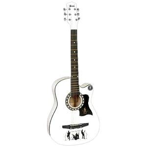 jervis 杰维斯 38寸 木吉他 JG-382C 三色可选