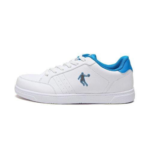 乔丹 透气轻便板鞋 白色防滑耐磨休闲滑板鞋 男鞋 运动鞋XM1540535