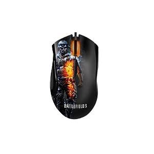 雷蛇(Razer)帝王蟒 Imperator 游戏鼠标 战地3-2012版出色的定位及握感,让您做到人鼠合一,在FPS游戏的虚拟战场里助您发挥特种兵般的战斗素质!