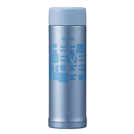 Zojirushi 象印 不锈钢真空保温杯 SM-AFE50-AH 500ml 浅蓝色(购买质量保证产品,请认准亚马逊自营产品): 亚马逊中国: 厨具