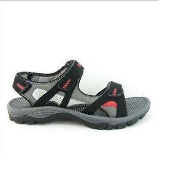 PEAK 匹克 沙滩鞋 男子夏季透气运动耐磨凉鞋 E02809L