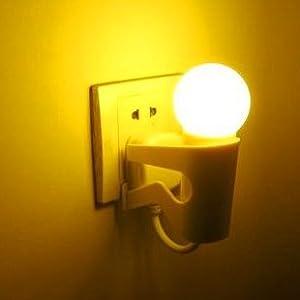谁能给我一个光控小夜灯的电路?