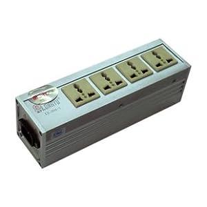 隆宇ly-208-1超级音响电源净化器hifi滤波器排插座板电源解码器