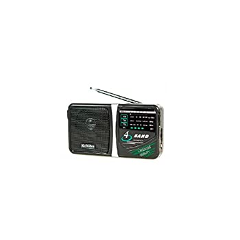 凯隆204 dsp软件数字处理全波段收音机 存台 自动搜台