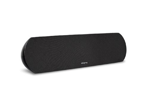 Creative 创新  D200 蓝牙无线音箱(黑色)-图片