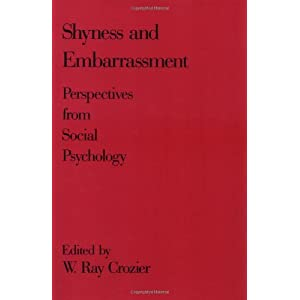 ss and embarrassment perspectives from social psychology