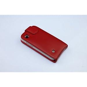 真皮世家 三星 i809手机套 保护套 真皮 皮套 手机壳 保护高清图片