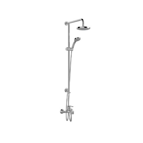 KOHLER 科勒 齐悦双花洒淋浴柱K-5428T-B4-CP ¥1499-60