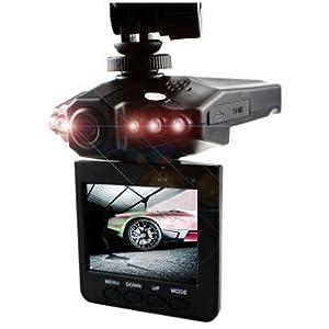 翼遊 E117行車記錄儀車載攝像頭720P高清無漏紅外夜視廣角黑匣子標配 +4G卡