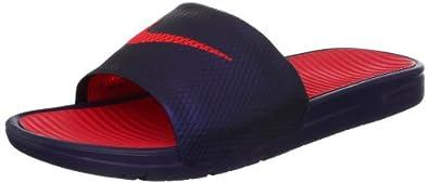 Nike 耐克 运动生活系列 BENASSI SOLARSOFT SLIDE 男式 室内拖鞋 431884460