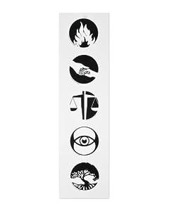 《分歧者》派系纹身套装