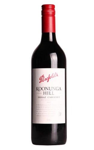 奔富寇兰山干红葡萄酒