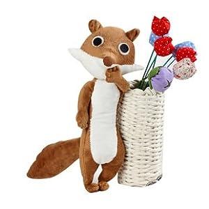 小狐狸发明记 手工布艺 毛绒玩具DIY 小叮咚怎么样,好不好图片