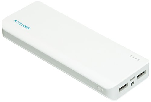 dalis 大力士 D5-12000mAh移动电源 白色-图片
