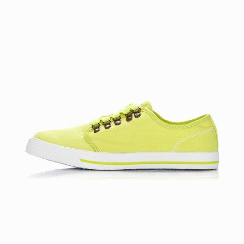 Li Ning 李宁 运动鞋 新款男鞋经典运动生活系列经典休闲鞋ALFH001-2 (简洁的线条,人性化透气孔的设计,保证了舒适的鞋内环境。鞋底纹路立体感强,防滑、耐磨性能进一步完善。穿着更加轻便舒适,贴合脚面)