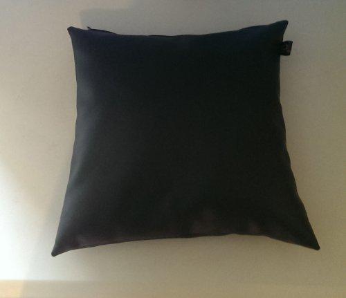 尧田yt-8008c黑色 抱枕靠枕 靠垫 沙发靠垫 皮质靠垫