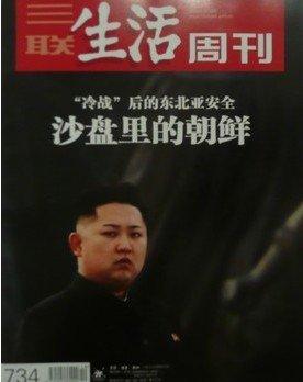 三联生活周刊 2013年5月13日 第19期 封面—金正恩 沙盘里的朝鲜.pdf