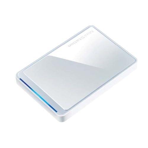 行货Buffalo巴比禄HP-PC500U2/WH-AP(500G USB2.0 2.5寸)移动硬盘 339元包邮