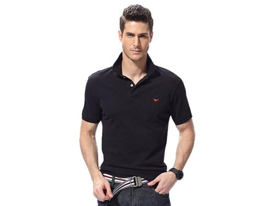 正品t恤 短袖 多彩体恤衫 翻领 男polo 111d30602777w_001 black xl