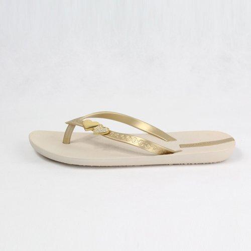 Ipanema 依帕内玛 巴西沙滩人字拖鞋 81012-2192 米黄色