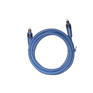 一线 YX-2402数码光纤音响线 雾化蓝 吸塑装