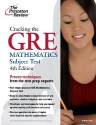 Cracking the GRE Mathematics Subject Test, 4th Edition.pdf