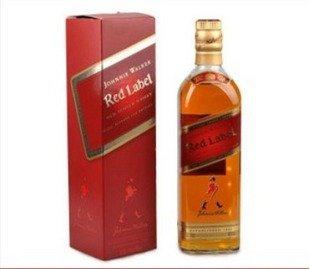 Johnnie Walker 尊尼获加红牌威士忌(红方)