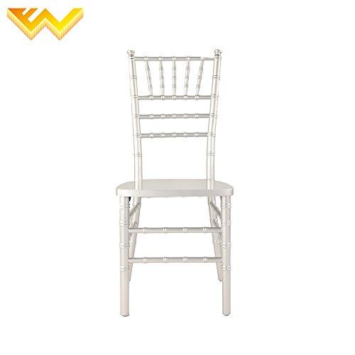 实木竹节椅 欧式酒店婚庆餐椅户外宴会椅 婚礼椅白色金色椅子租赁
