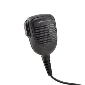 摩托罗拉车载台送话器 手持喊话器 麦克风 话咪 话筒十芯航空接口