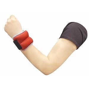 健乐/科牌健美手腕沙袋 KL-2608 1磅/只 一对装(1磅约等于0.45KG)