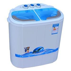小鸭 XPB25-2188双筒双缸洗衣机 可洗可脱