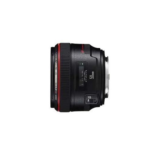 Canon 佳能 EF 50mm f/1.2L USM 镜头