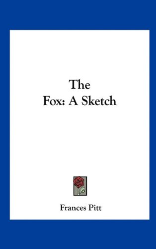 the fox a sketch高清图片