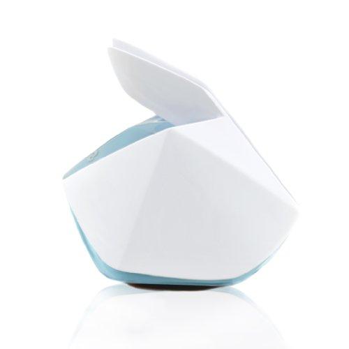 回至i-mu 幻响 折纸兔 兔生肖创意数码礼物 共振音响 笔记本迷你小