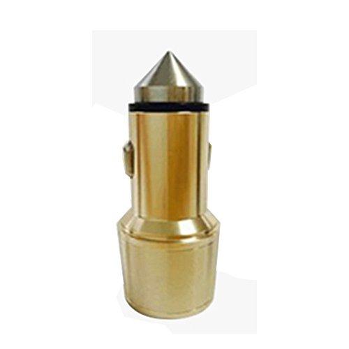 lxt 乐熙泰 普拉贝尔 车载充电器头 点烟器 双usb 3.