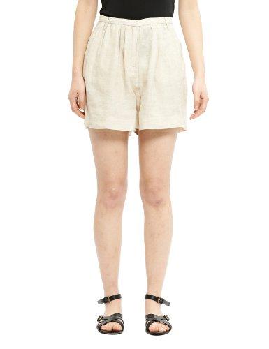 ZUCZUG/ 素然 手语系列 女式 休闲短裤 S121PA09