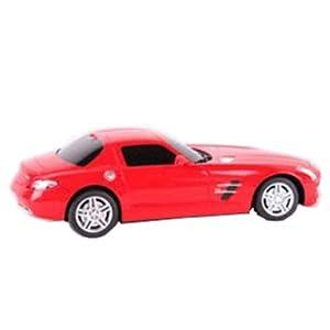 模型玩具 星辉车模1:24 奔驰sls amg遥控汽车模型车40100高清图片