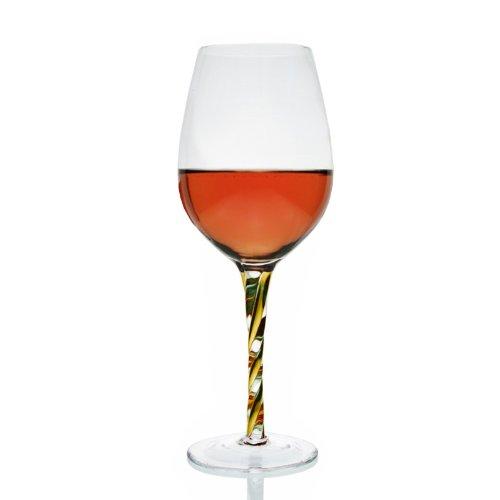 wuse 吾舍  22k金玻璃红酒杯 高脚杯 葡萄酒杯 (波尔多型 480ml)图片