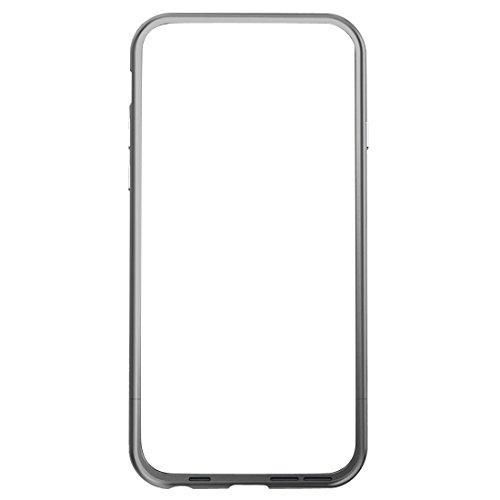 个性金属边框耐用防摔手机保护壳手机套适用于苹果iphone6/6s/plus 4.