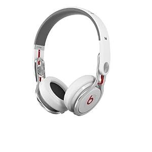 Monster 魔声 beats mixr 高清晰度 头戴式耳机,大昌行货,正品 (白色)