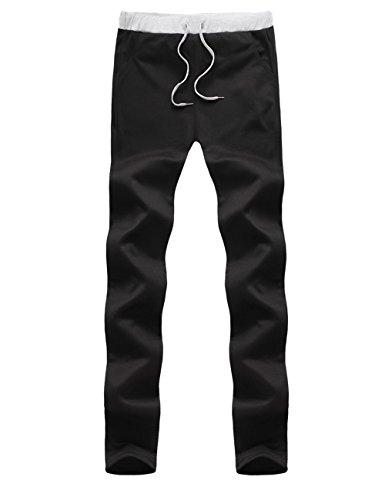 Uyuk 时尚男士新款休闲长裤 2015秋季韩版修身运动裤 X163Xk394XGKM520