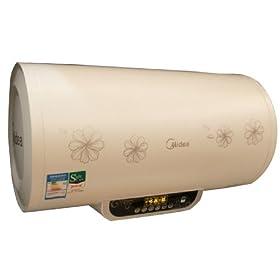 美的电热水器F65 30B1 H 遥控 双加热管,可以变换不同的加热功率组