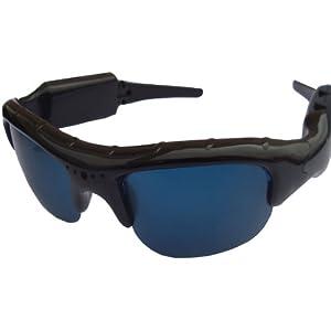 Tiglon 鐵格龍 太陽眼鏡迷你DV 隱形攝像機 時尚眼鏡攝像機 DVRG-002 拍照 攝影 網絡聊天 支持擴展外置內存卡