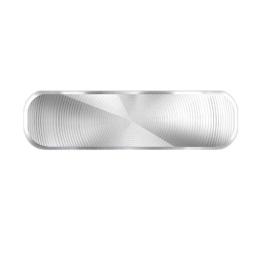 LOLI 萝莉 适用于三星S3 i9300/n7100 高档金属home贴 按键贴 配饰品 7100浅灰