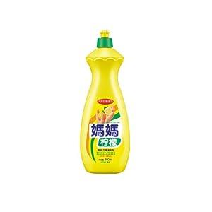 lion 狮王 妈妈柠檬蔬菜瓜果浸洗剂800g ¥26.8 买三免一