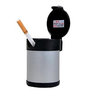 自制易拉罐烟灰缸